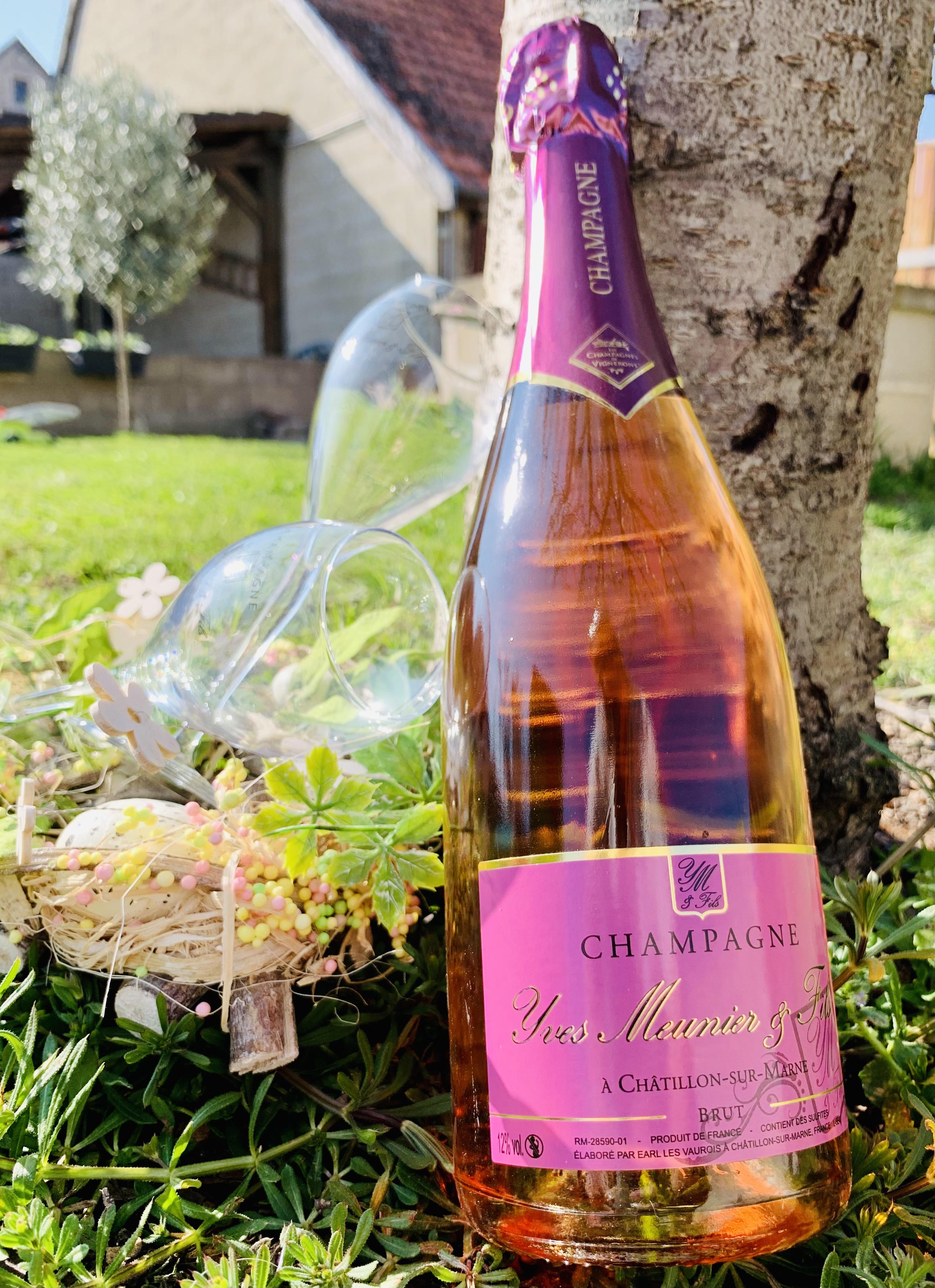 ChampagneYvesMeunier&Fils-Rosé