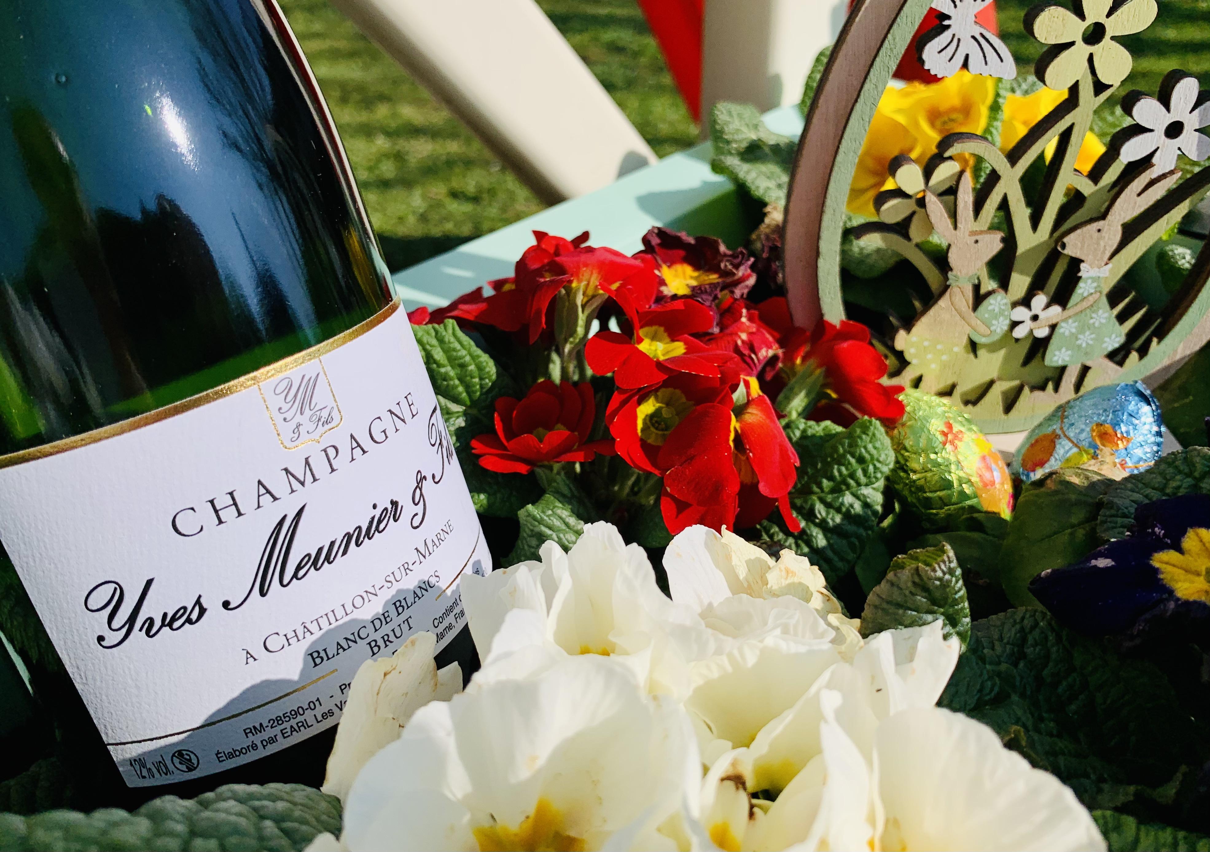 ChampagneYvesMeunier&Fils-blanc de blancs